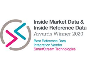 Award 2020: IRD Reference Data