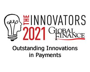 Award 2021 Global Finance Innovators Payments