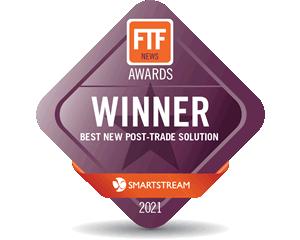 Award 2021: FTF Best Post Trade Solution