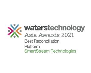 Award 2021: Waters Best Reconciliation Platform