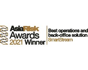 Award 2021: AsiaRisk - Best Back-Office Solution